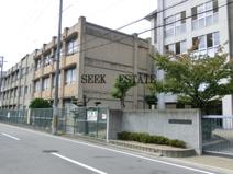 堺市立月洲中学校