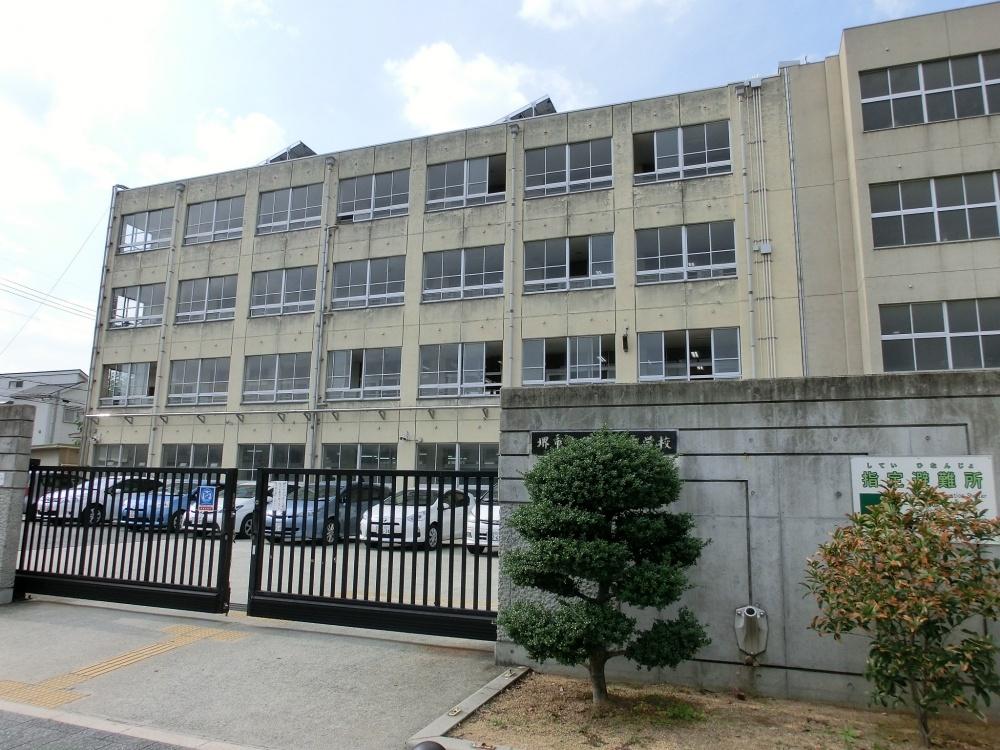 堺市立浅香山中学校の画像