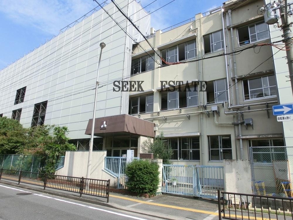 堺市立 三国丘小学校の画像