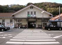 JR東海道線『大磯』駅
