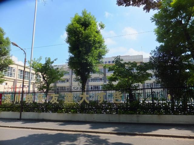江東区立数矢小学校の画像