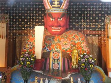 賢臺山 法乗院 深川 ゑんま堂の画像2