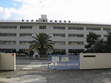 兵庫県立武庫荘総合高等学校の画像1