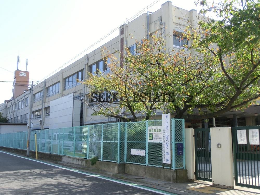 堺市立旭中学校の画像