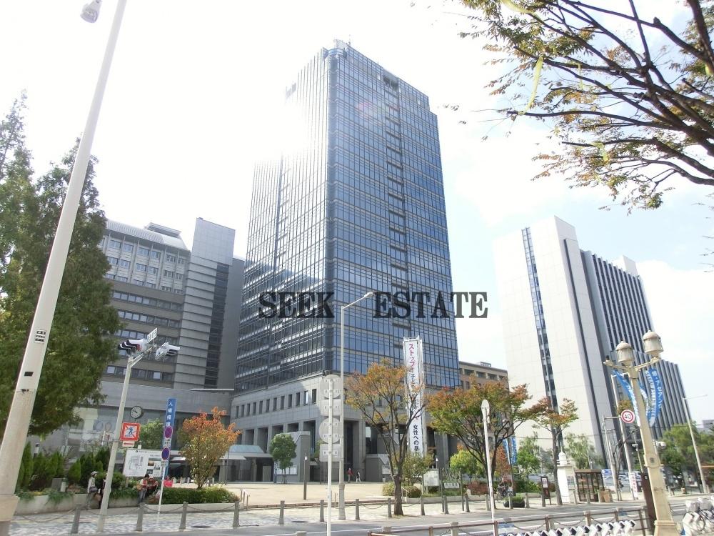 堺市役所の画像