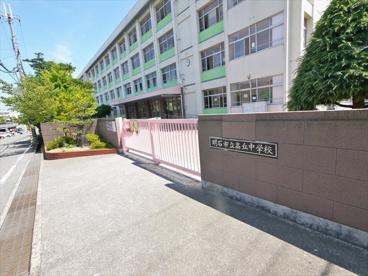 高丘中学校の画像3