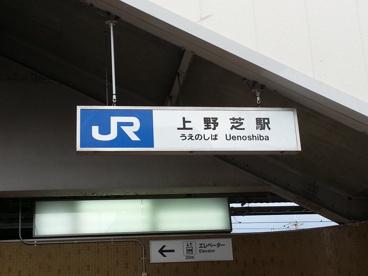 上野芝駅の画像2