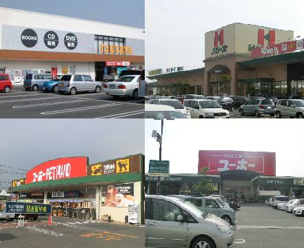 伊勢丘ショッピングモールの画像