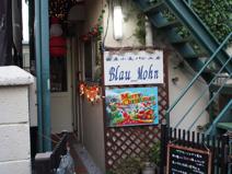 Blau Mohn