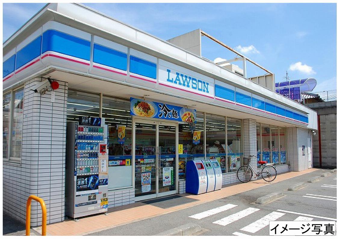ローソン 大和郡山発志院町店の画像