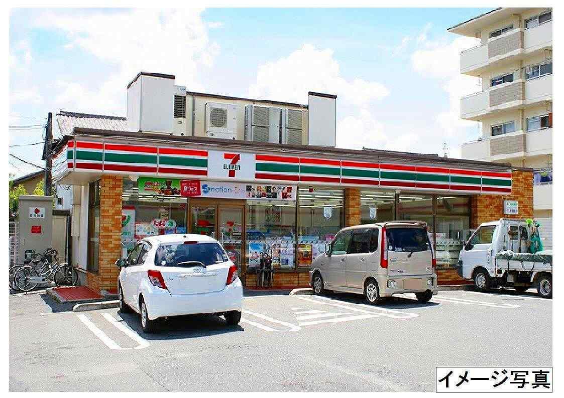 セブンイレブン 大和郡山高田町店の画像