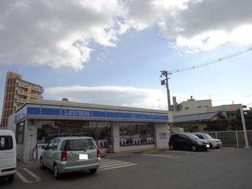 ローソン 福山花園店の画像1