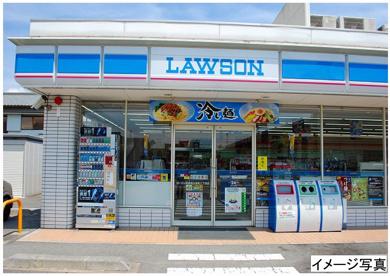 ローソン 郡山池沢町店の画像1