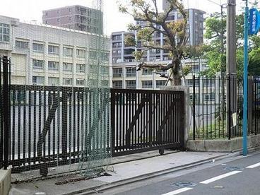 川崎市立南河原中学校の画像1