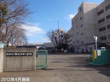 飯山満南小学校の画像1
