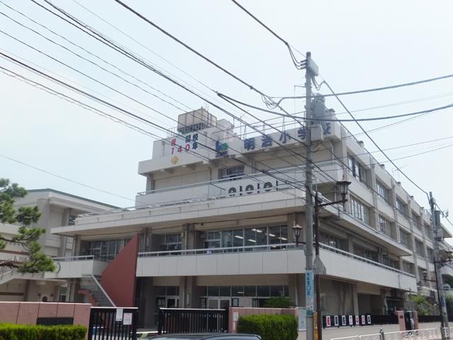 江東区立明治小学校の画像