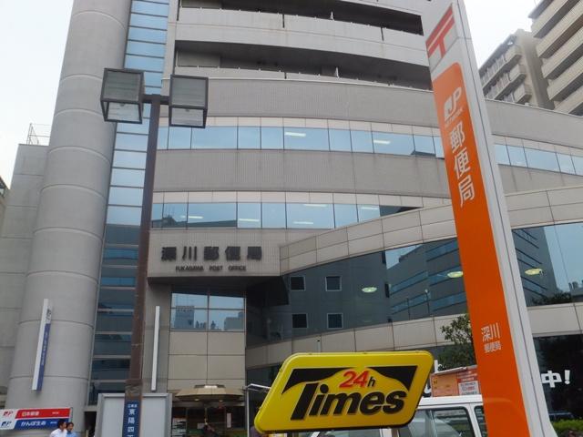深川郵便局の画像