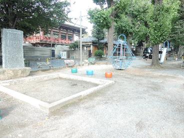 北区立 上田端児童遊園の画像1