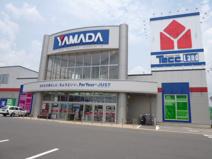 ヤマダ電機倉敷神田店