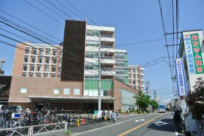 川崎市立井田病院の画像1
