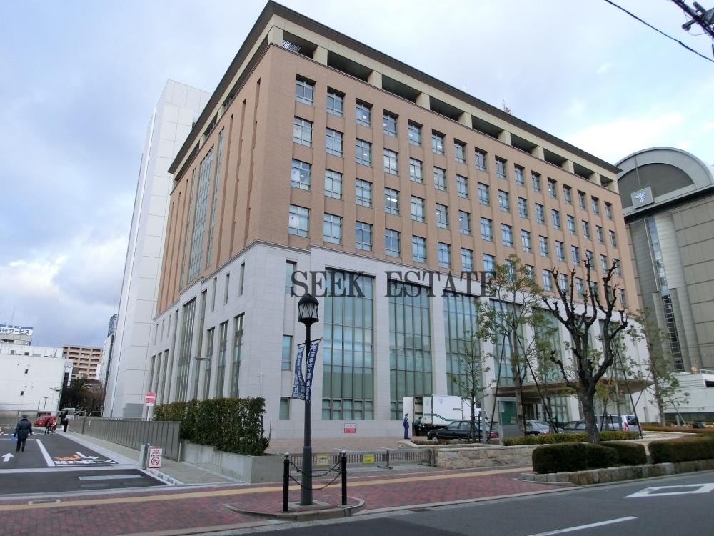 大阪地方裁判所の画像