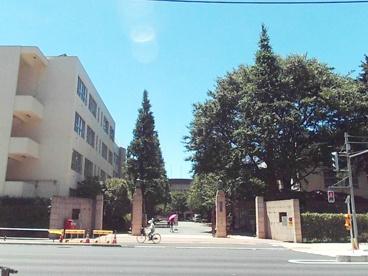 お茶の水女子大学附属中学校の画像2