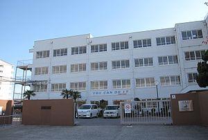 高槻市立 川西中学校の画像1