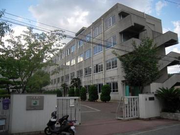 高槻市立 阿武野中学校の画像1