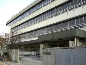 茨木市立 東雲中学校の画像1