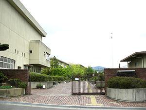 大阪府立 福井高等学校の画像1