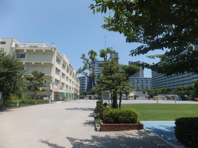 江東区立越中島小学校の画像