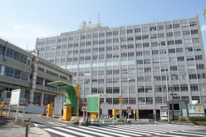 松戸市役所の画像1