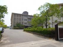 連島南中学校