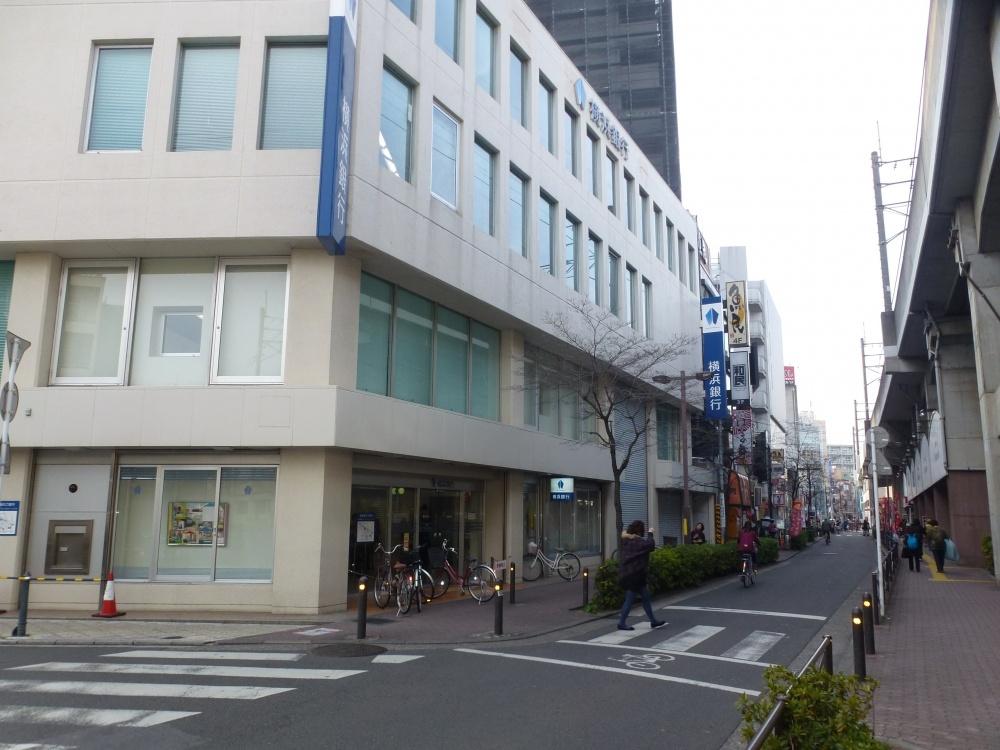 横浜銀行新城支店の画像