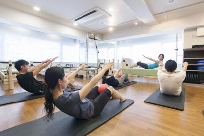 Ola Pilates Studioの画像4