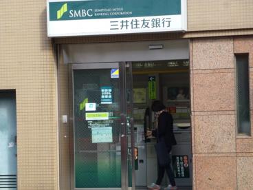 三井住友銀行武蔵中原駅前ATMの画像1