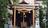茶ノ木神社  日本橋七福神の1つ