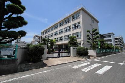 岡山市立 岡山中央中学校の画像1
