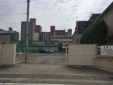 岡山市立 桑田中学校の画像1