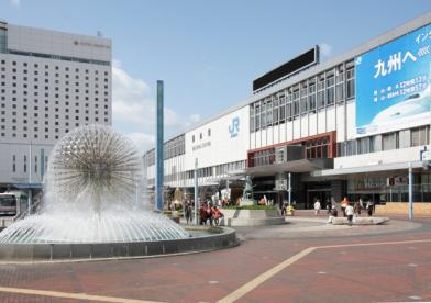 JR岡山駅の画像1