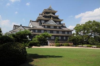 岡山城の画像1