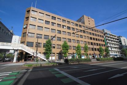 岡山中央郵便局の画像1