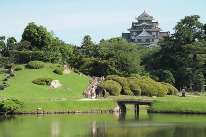 岡山後楽園の画像1