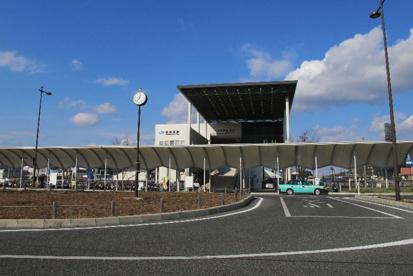 JR北長瀬駅の画像1
