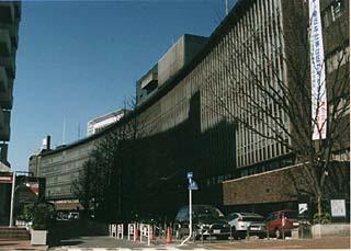 渋谷区役所の画像