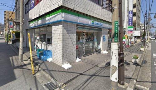ファミリーマート 川口栄町三丁目店の画像