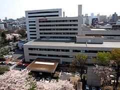 都立広尾病院の画像1