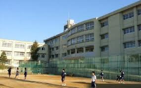 西宮市立山口中学校の画像1
