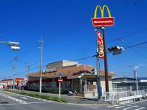 マクドナルド 大和中央道郡山店