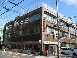 阿倍野郵便局の画像1